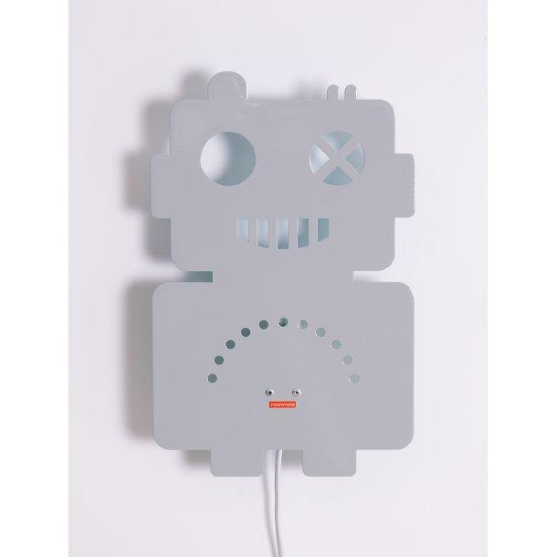 ROBOT LAMP grå
